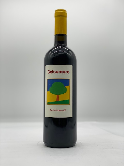 Rotwein Gelsomoro Marche Rosso IGT