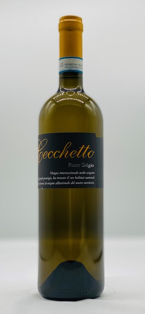 Weißwein Pinot Grigio DOC - Az. Cecchetto