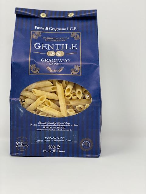 Pennette lisce - Pasta Gentile DOP